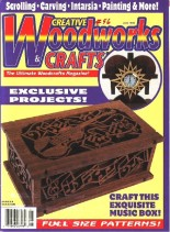 Creative Woodworks & Crafts - Issue 56, June 1998