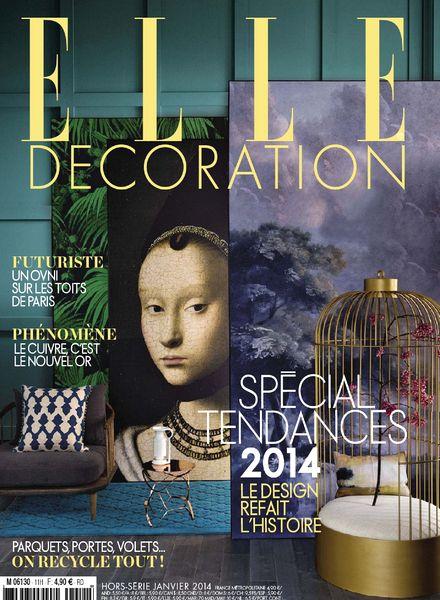 download elle decoration hors serie n 11 janvier 2014