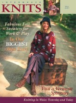 Interweave Knits 2001 Fall