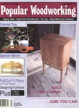 Popular Woodworking - 053, 1990