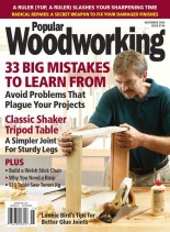 Popular Woodworking - 144, November 2004