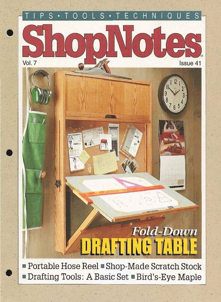SHOP NOTES - Issue 11 - Tips Tools Techniques for Woodworking