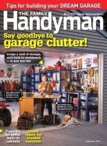 The Family Handyman - September 2010
