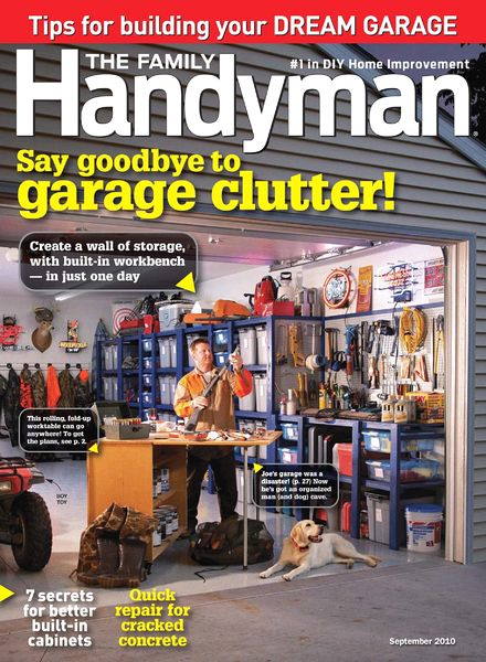the family handyman magazine pdf