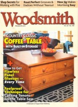 Woodsmith Issue 189, Jun-Jul, 2010