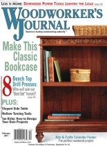 Woodworker's Journal - Vol 35, Issue 1 - 2011-02
