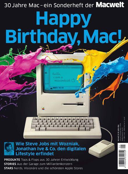 Macwelt Sonderheft - Januar-Februar-Marz 2014