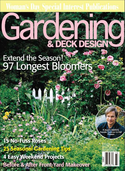 Download gardening deck design magazine vol 17 n 3 for Garten design magazin