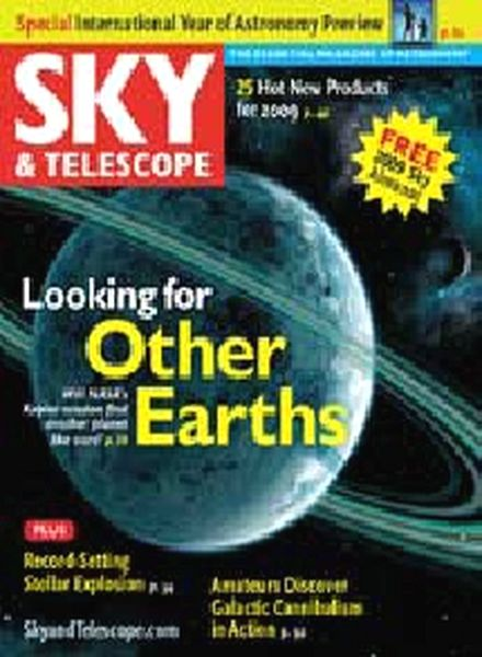 sky and telescope magazine pdf free download