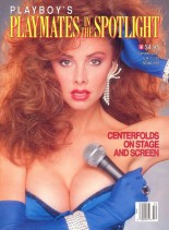 Playboy's Playmates in the Spotlight - October 1989