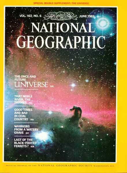 National Geographic June 1985 Great Salt Lake, US Mexican Border, Javas Wildlife
