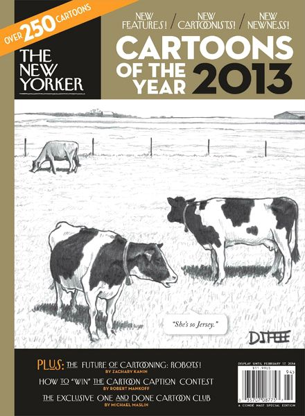 the complete cartoons of the new yorker pdf