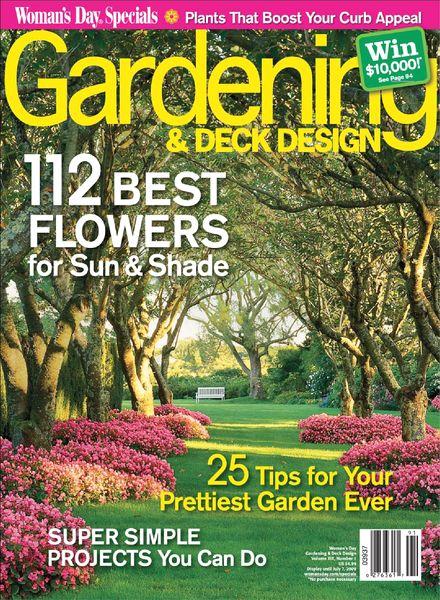 download gardening deck design magazine vol 19 n 1