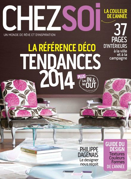download decoration chez soi janvier 2014 pdf magazine On decoration chez soi
