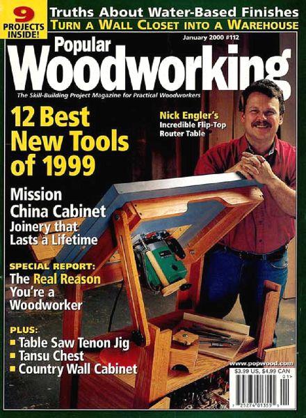 popular woodworking magazine pdf free download