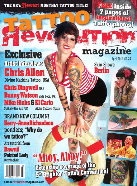 tattoo artist magazine pdf download