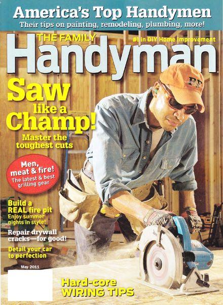 Download the family handyman may 2011 pdf magazine for The family handyman pdf