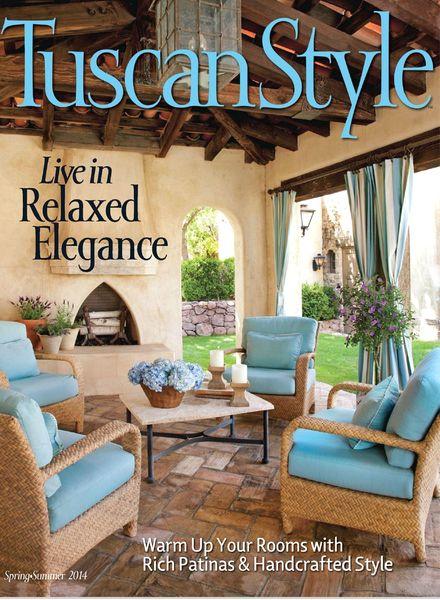 download tuscan style magazine spring summer 2014 pdf