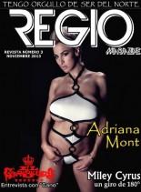 Regio Magazine - November 2013