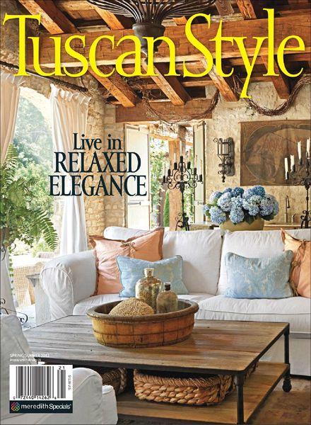 Download Tuscan Style Magazine Issue 2012 Pdf Magazine