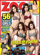 Zoo Weekly Thailand - 31 December 2012