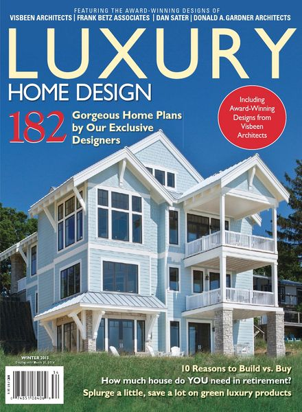 Download luxury home design issue hwl 24 winter 2013 for Luxury home design magazine