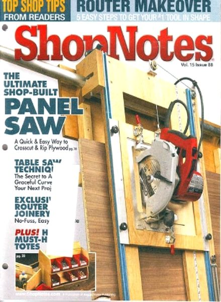 Download shopnotes issue 121 pdf magazine.