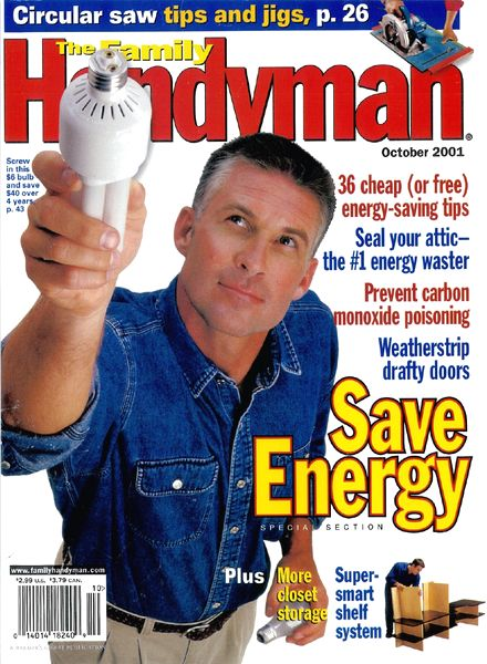 Download the family handyman 422 2001 10 pdf magazine for The family handyman pdf