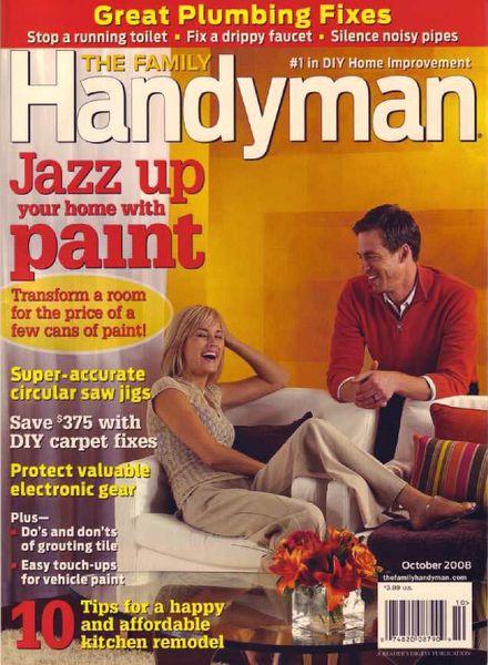 Download The Family Handyman 492 2008 10 Pdf Magazine