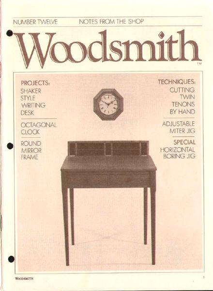 woodsmith plans index 2