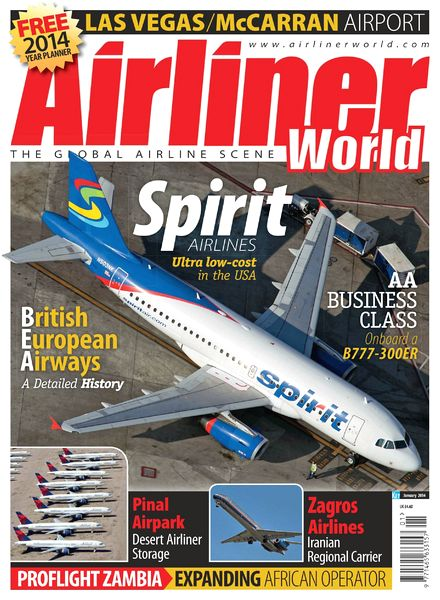 Airliner World Indonesia Airliner World January 2014