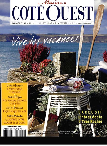 download maison cote ouest n 82 6 7 2009 pdf magazine. Black Bedroom Furniture Sets. Home Design Ideas