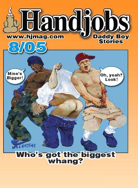 Handjob Magazines 102