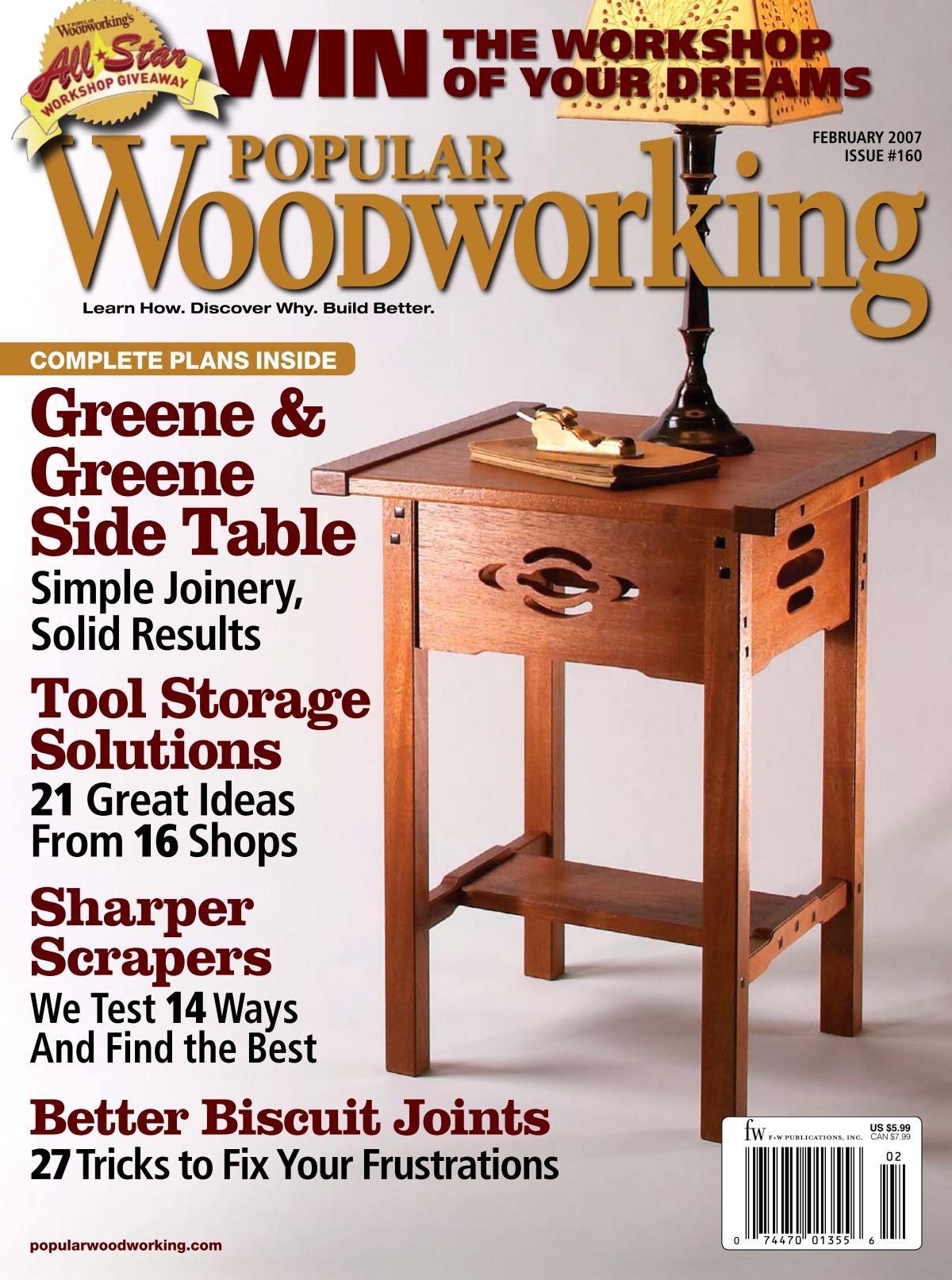 popular woodworking download