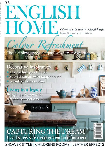 Download the english home magazine february 2014 pdf for English house magazine
