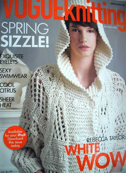 Vogue Knitting : Vogue Knitting 2011 Spring-Summer
