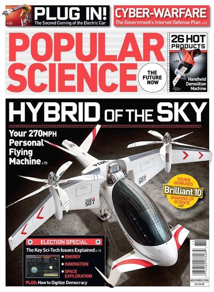 popular science magazine pdf 2018