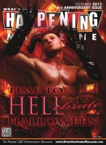 What's Happening - October 2013 Halloween Special Edition