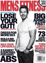 Men's Fitness USA - January-February 2014