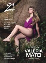 Revista 21 - Issue 12 - August 2012