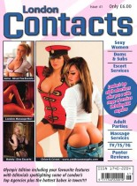 London Contacts Issue 41