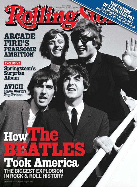 Las mejores portadas de la Reviasta Rolling Stone