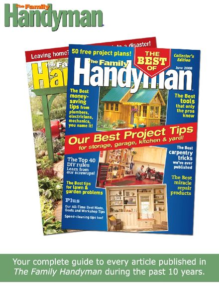 Blog archives lawyerbackup for The family handyman pdf
