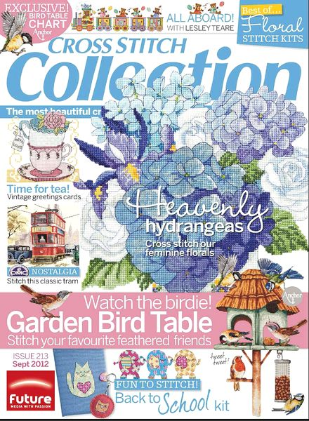 Download Cross Stitch Collection 213 September 2012 - PDF ...