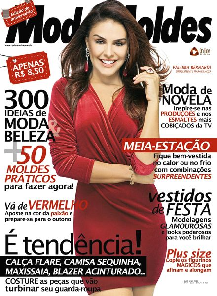 Revista Moda Moldes - Ed 49