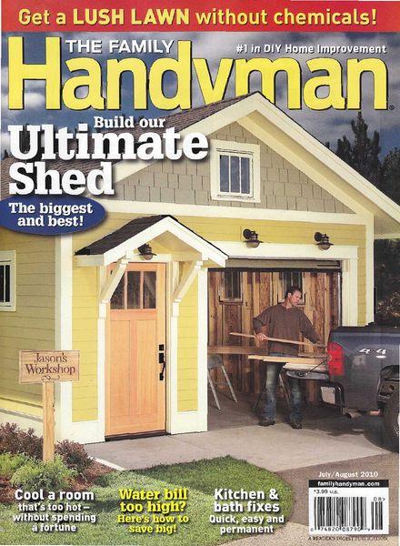 Download The Family Handyman 510 2010 07 Pdf Magazine