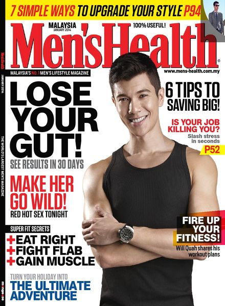 Men'S Health Australia – December 2014 - Download Free ...