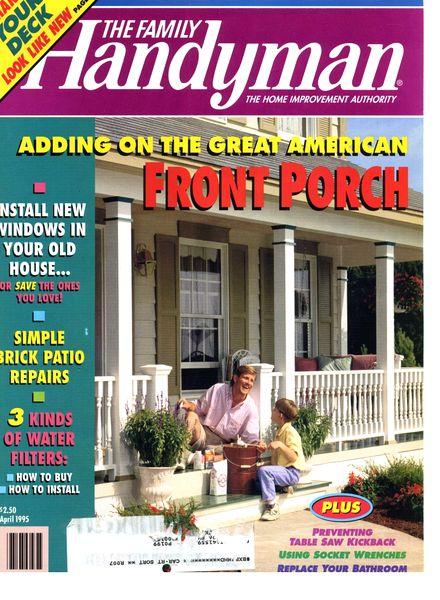 Download The Family Handyman 357 1995 04 Pdf Magazine