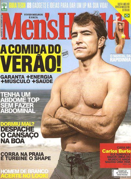 Revista Men's Health - Brasil - Dezembro de 2013