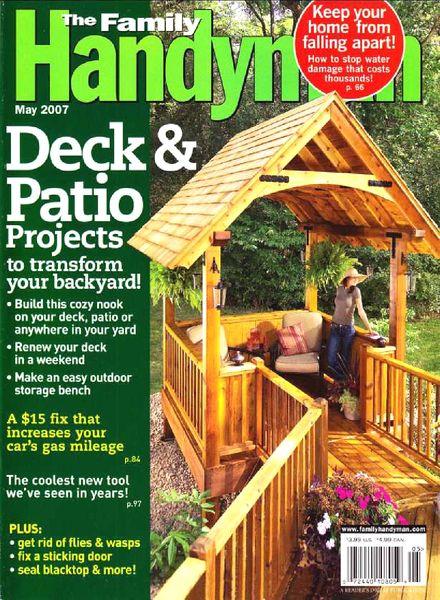 Download The Family Handyman 478 2007 05 Pdf Magazine